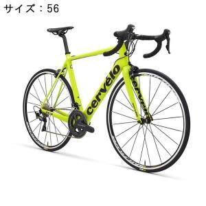 Cervelo (サーベロ) 2018モデル R3 R8000 フルオイエロー/ブラック サイズ56(179-184cm) ロードバイク|crowngears|02