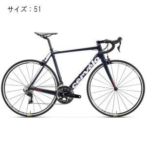 Cervelo(サーべロ)2018モデル R3 R8050 ネイビー/レッド サイズ51(170-175cm)ロードバイク|crowngears