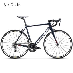 Cervelo(サーべロ) 2018モデル R3 R8050 ネイビー/レッド サイズ54(175-180cm)ロードバイク|crowngears
