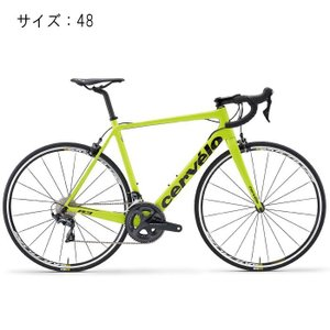 Cervelo(サーべロ) 2018モデル R3 R8050 フルオイエロー/ブラック サイズ48(166-171cm)ロードバイク|crowngears