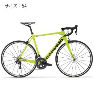 Cervelo(サーべロ) 2018モデル R3 R8050 フルオイエロー/ブラック サイズ54(175-180cm)ロードバイク|crowngears