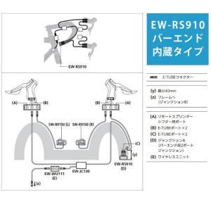 SHIMANO (シマノ) ULTEGRA アルテグラ R8050 Di2 電動ビルトインキットコンポセット(エレクトリックワイヤー付)|crowngears|02
