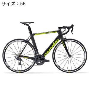 Cervelo (サーベロ) 2018モデル S3 ULTEGRA R8000 11S グレー/ブラック 56(179-184cm)ロードバイク|crowngears