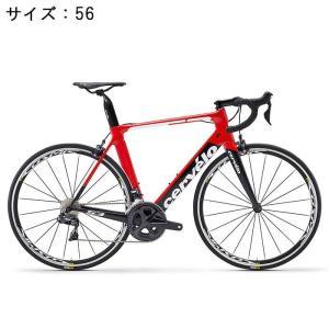 Cervelo (サーベロ) 2018 S3 ULTEGRA Di2 R8050 11S レッド/ブラック 56(179-184cm)ロードバイク|crowngears