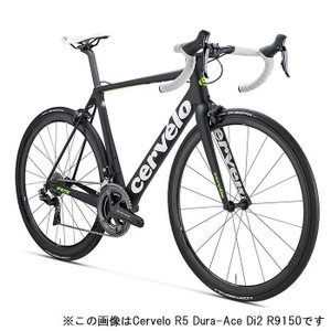 Cervelo (サーベロ) 2018モデル R5 ULTEGRA R8000 ブラック/グリーン サイズ48(167-171cm)ロードバイク|crowngears|02