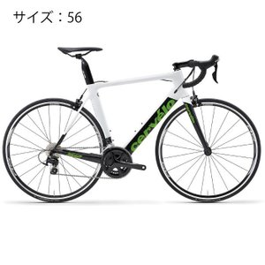 Cervelo (サーベロ) 2018モデル S2 105-5800 ホワイト サイズ56(178.5-183.5cm) ロードバイク|crowngears