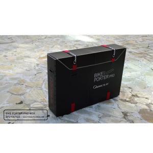 Qbicle(キュービクル)バイクポーターPROプロサイズ ブラック|crowngears