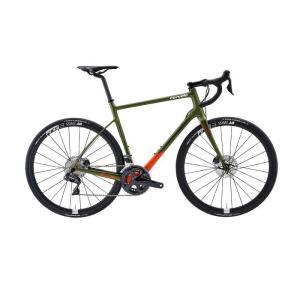 Cervelo (サーベロ)2019モデル C3 ULTEGRA R8070 オリーブサイズ54 (175-180cm)ロードバイク|crowngears