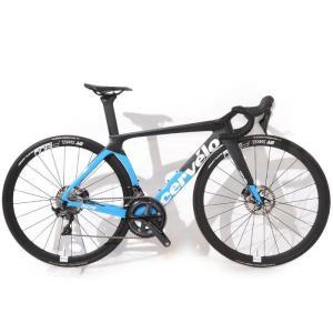 Cervelo (サーベロ)2019モデルS5 Disc ULTEGRA R8020 リヴィエラサイズ48 (165-170cm)ロードバイク|crowngears