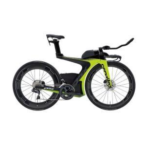 Cervelo (サーベロ) 2019モデル P5X Disc R8070 Di2 フルオロ サイズM(170-175cm) ロードバイク|crowngears