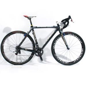 FOCUS (フォーカス) 2013モデル MARES マレス CX1.0 Rapha SRAM RED 10S サイズ54(173-178cm)ロードバイク|crowngears