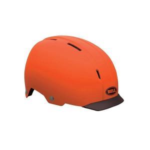 BELL (ベル) Intersect インターセクト マットオレンジ ヘルメット サイズL|crowngears