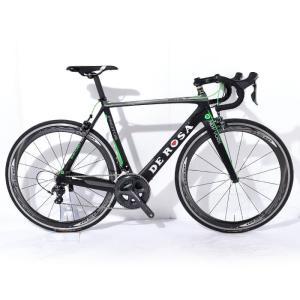 DE ROSA (デローザ) 2014モデル PROTOS プロトス ULTEGRA 6800 11S サイズ52.5(175.5-180.5cm)ロードバイク|crowngears
