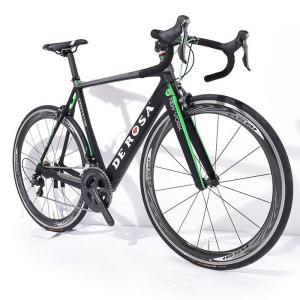 DE ROSA (デローザ) 2014モデル PROTOS プロトス ULTEGRA 6800 11S サイズ52.5(175.5-180.5cm)ロードバイク|crowngears|02