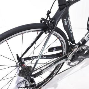 Bianchi (ビアンキ) 2015モデル Oltre オルトレ XR2 DURA-ACE 9000 11S mix サイズ530(171-176cm) ロードバイク|crowngears|08