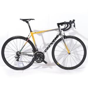 Cervelo (サーベロ) 2016モデル R5 TEAM MTN-Qhubeka Edition キュベカ DURA-ACE 9070 Di2 11S サイズ54(175-180cm)ロードバイク|crowngears
