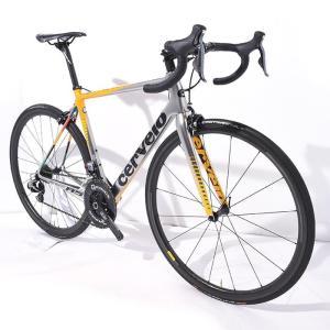 Cervelo (サーベロ) 2016モデル R5 TEAM MTN-Qhubeka Edition キュベカ DURA-ACE 9070 Di2 11S サイズ54(175-180cm)ロードバイク|crowngears|02