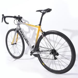 Cervelo (サーベロ) 2016モデル R5 TEAM MTN-Qhubeka Edition キュベカ DURA-ACE 9070 Di2 11S サイズ54(175-180cm)ロードバイク|crowngears|03