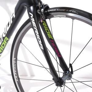 MERIDA (メリダ) 2015モデル RIDE TEAM-E ライド DURA-ACE デュラエース9070 Di2 11S サイズ54(175-180cm) ロードバイク|crowngears|07