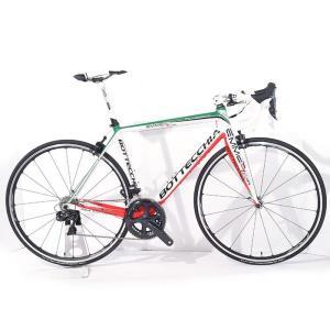 Bottecchia (ボテッキア) 2012モデル EMME2 TEAM GARZELLI エンメ2 チームガルゼッリ ULTEGRA R8050 Di2 11S サイズ51(176-181cm)ロードバイク|crowngears