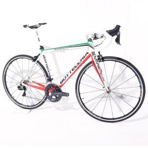 Bottecchia (ボテッキア) 2012モデル EMME2 TEAM GARZELLI エンメ2 チームガルゼッリ ULTEGRA R8050 Di2 11S サイズ51(176-181cm)ロードバイク crowngears 02