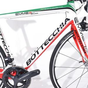 Bottecchia (ボテッキア) 2012モデル EMME2 TEAM GARZELLI エンメ2 チームガルゼッリ ULTEGRA R8050 Di2 11S サイズ51(176-181cm)ロードバイク crowngears 05