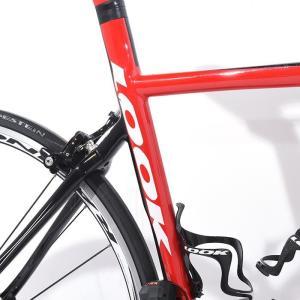 LOOK (ルック) 2009モデル 586 ULTEGRA アルテグラ 6770 Di2 10S サイズS(167.5-172.5cm) ロードバイク|crowngears|06