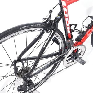 LOOK (ルック) 2009モデル 586 ULTEGRA アルテグラ 6770 Di2 10S サイズS(167.5-172.5cm) ロードバイク|crowngears|08