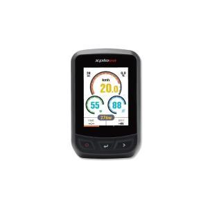 XPLOVA (エクスプローバ) X3 GPS サイクリングコンピューター|crowngears