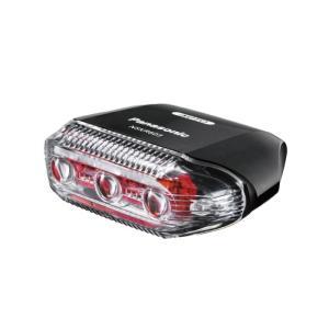 Panasonic (パナソニック) NSKR603-B LEDかしこいテールライト  ブラック|crowngears