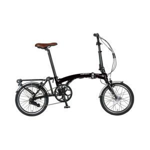 HARRY QUINN(ハリークイーン) PORTABLE E-BIKE AL-FDB160E ブラック 折畳 電動自転車 crowngears