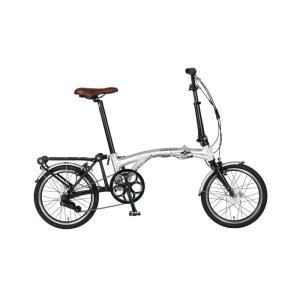 HARRY QUINN(ハリークイーン) PORTABLE E-BIKE AL-FDB160E シルバー 折畳 電動自転車 crowngears