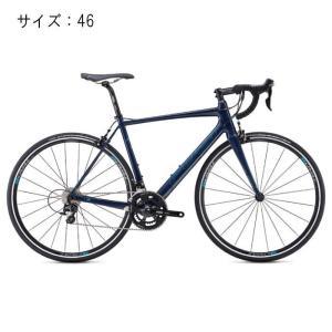 FUJI (フジ) 2017モデル SL 2.5 ネイビー/ブルー サイズ46 完成車|crowngears