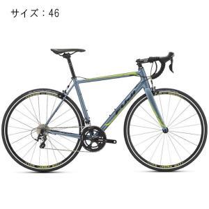 FUJI(フジ) 2018モデル ROUBAIX 1.5 ストームシルバー サイズ46(156-164cm)ロードバイク|crowngears