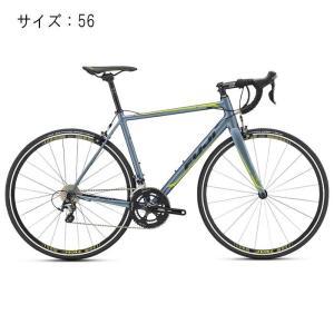 FUJI(フジ) 2018モデル ROUBAIX 1.5 ストームシルバー サイズ56(177-184cm)ロードバイク|crowngears