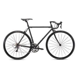 FUJI (フジ) 2019モデル BALLAD OMEGA マットブラック サイズ43 (165-170cm) ロードバイク|crowngears