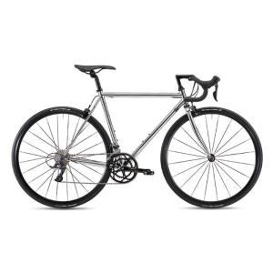 FUJI (フジ) 2019モデル BALLAD OMEGA クローム サイズ49 (166-171cm) ロードバイク|crowngears