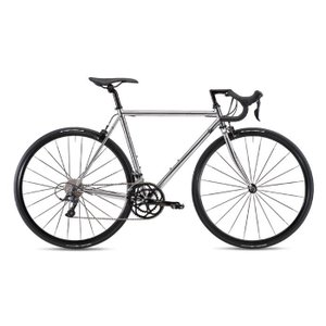 FUJI (フジ) 2019モデル BALLAD OMEGA クローム サイズ58 (180-185cm) ロードバイク|crowngears