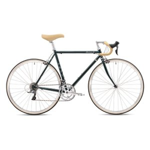 FUJI (フジ) 2019モデル BALLAD R ブリティッシュグリーン サイズ54 (172.5-177.5cm) ロードバイク|crowngears