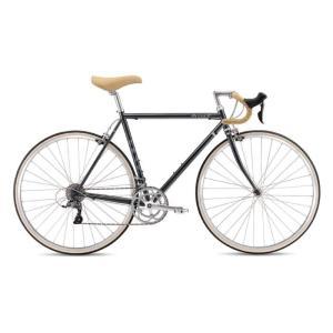 FUJI (フジ) 2019モデル BALLAD R ダークシルバー サイズ52 (168-172cm) ロードバイク|crowngears