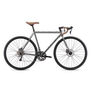 FUJI (フジ) 2019モデル FEATHER CX+ スレート サイズ54 (175-180cm) ロードバイク|crowngears