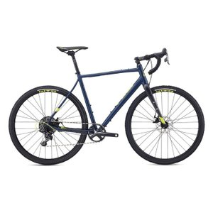 FUJI (フジ) 2019モデル JARI 1.3 マットネイビーブルー サイズ46 (165-170cm) ロードバイク|crowngears