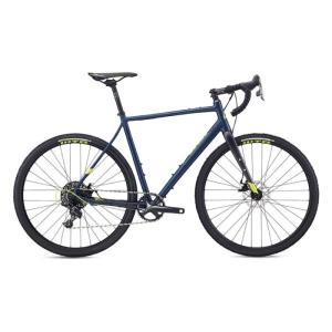 FUJI (フジ) 2019モデル JARI 1.3 マットネイビーブルー サイズ52 (171-176cm) ロードバイク|crowngears