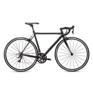 FUJI (フジ) 2019モデル NAOMI マットブラック サイズ42 (160-165cm) ロードバイク|crowngears