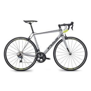 FUJI (フジ) 2019モデル SL 2.5 マットグレー サイズ46 (163-168cm) ロードバイク|crowngears