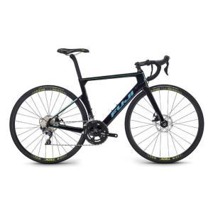 FUJI (フジ) 2019モデル SUPREME 2.5 カーボン/ブルー サイズ44 (160-165cm) ロードバイク|crowngears