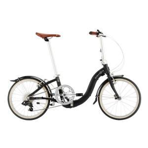 DAHON (ダホン) 2019モデル Ciao マットブラック 折りたたみ自転車|crowngears