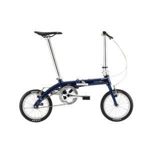 DAHON (ダホン) 2019モデル Dove Plus グランドネイビー 折りたたみ自転車|crowngears