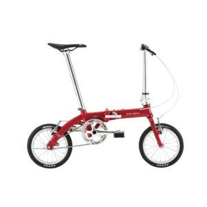 DAHON (ダホン) 2019モデル Dove Plus スパーキーレッド 折りたたみ自転車|crowngears