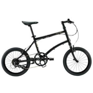 DAHON (ダホン) 2019モデル Dash P8 ナイトブラック 折りたたみ自転車|crowngears